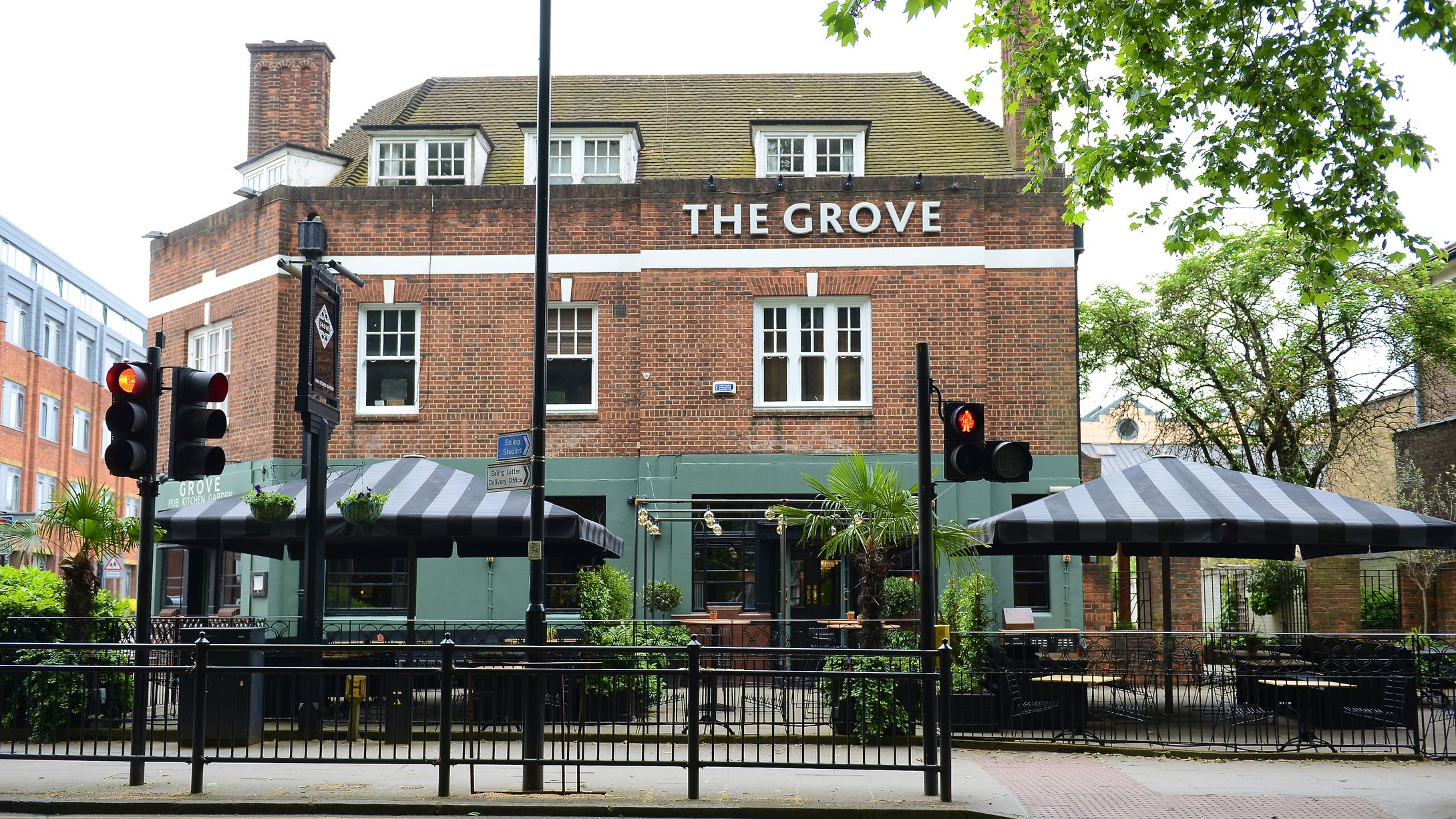 The Grove, Ealing