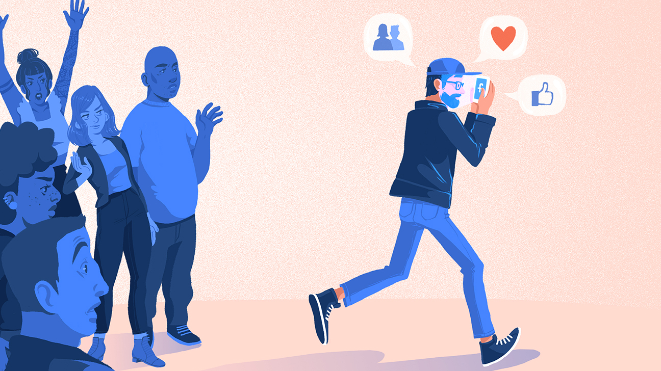 SOCIAL NETWORKING: THE EARLY RELATIONSHIP KILLER?