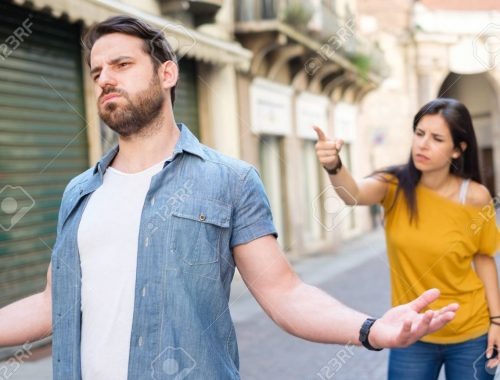 Pick your battles in relationships