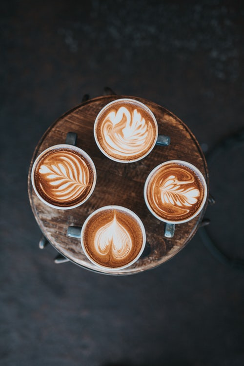 the oh so important coffee date